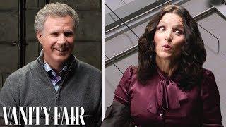 Download Julia Louis-Dreyfus & Will Ferrell Take a Lie Detector Test | Vanity Fair Mp3 and Videos