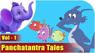 The Best of Panchatantra Tales in Hindi - Vol 1