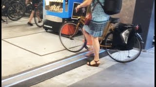 AccessPro Cycle Parking Detection System