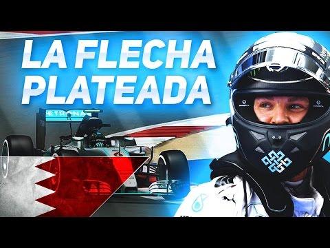 MODO PROFESIONAL F1 2016 NICO ROSBERG | GP BAHREIN 100%