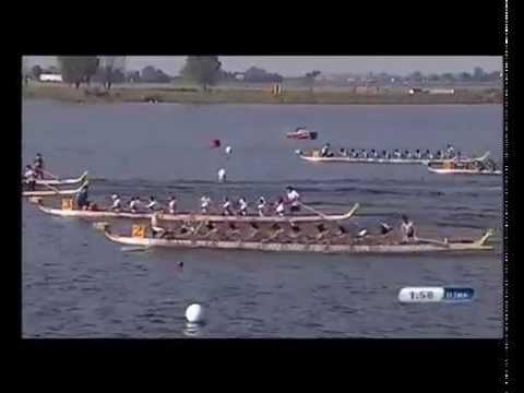 Dragon Boat Pinatar 3º heat 500 metres