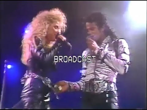 Michael Jackson - I Just Can't Stop Loving You Live In Rome 1988 mp3