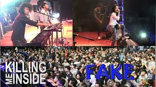 Killing Me Inside feat AIU [terbaru] HD - FAKE - Magetan