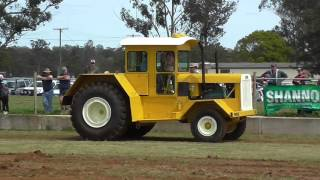 Aion Tractor, Prime Mover