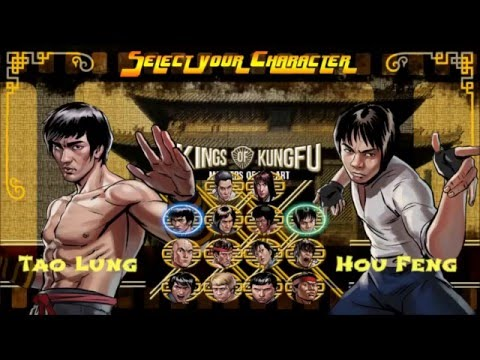 Kings of Kung Fu - Not Brothers Beatdown |