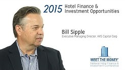 Bill Sipple discusses hospitality market activity and interest rates - Meet the Money conference