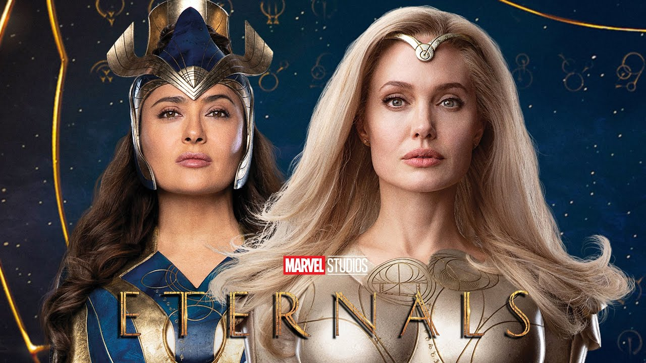 Eternals: Angelina Jolie and Salma Hayek on If They Could Have Beaten Thanos