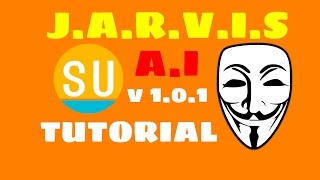How to install JARVIS A.I - Voice recognition program Tutorial (v 1.0.1)