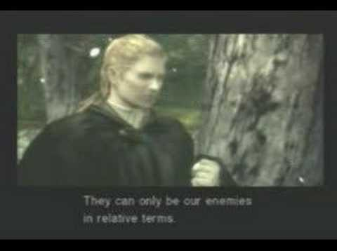 solid snake big boss relationship quotes