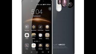 leagoo M8 Pro Обзор большого быстрого и мощного телефона  с двойной камерой .
