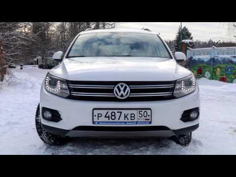 Volkswagen Tiguan отличный вариант автомобиля с пробегом