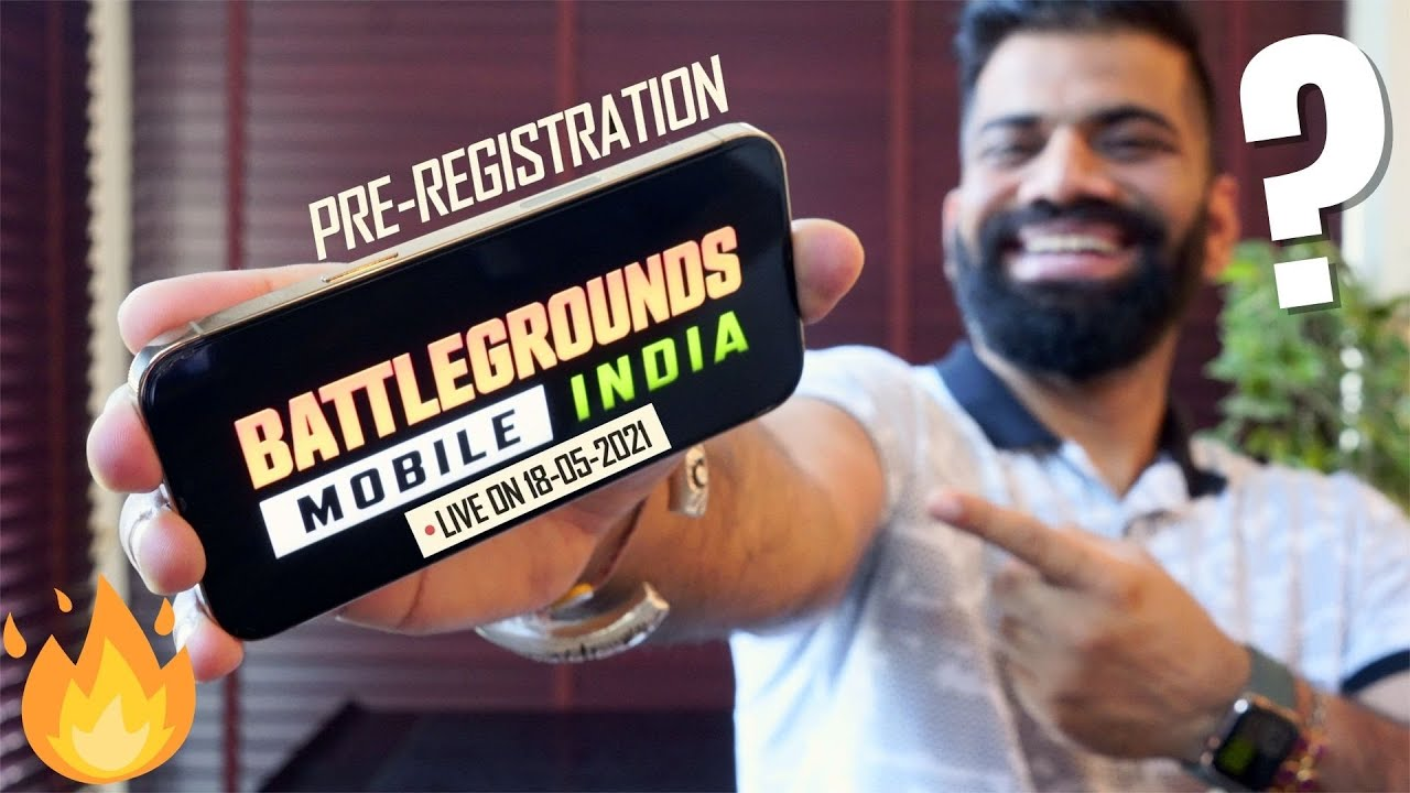 Battlegrounds Mobile India Pre-Registration With Special Rewards🔥🔥🔥
