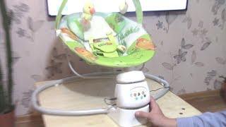 Обзор компактной электрокачели BabyHit Best Rest  для новорожденных / прокат.укр