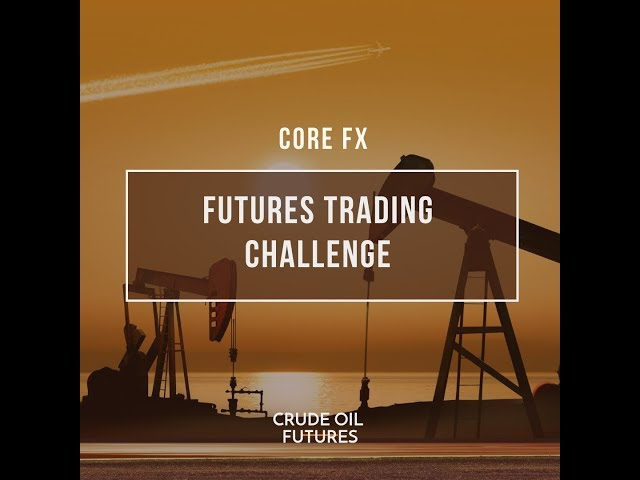 Live Crude Oil Futures Trading Strategy- Challenge Continues