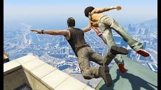GTA 5 CRAZY Life Compilation #47 (GTA V Fails Funny Moments)