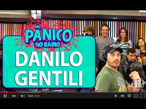 Danilo Gentili - Pânico - 12/05/16