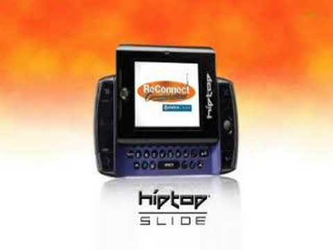 ReConnect Communications HipTop Slide