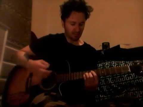 My tribute to Chris Cornell. Fell on black days.  Greg Scott Simpson