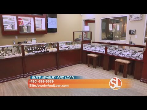 Elite Jewelry and Loan is family owned and operated