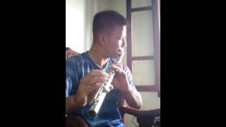 Sao ta lặng im - flute ( live)