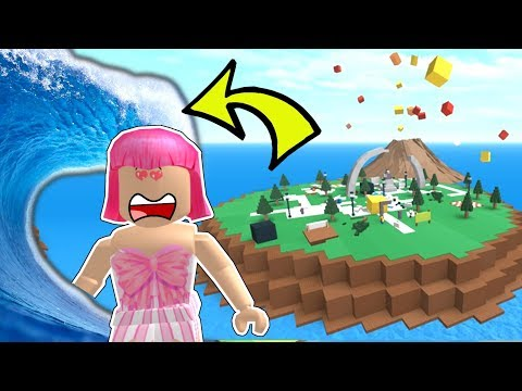 Roblox: SURVIVE THE DISASTERS!! - DISASTER ISLAND!