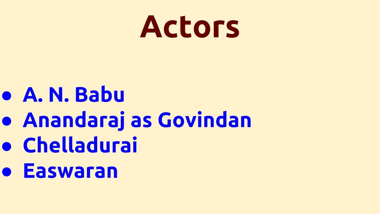 Thirumoorthy |1995 movie |IMDB Rating |Review | Complete report ...