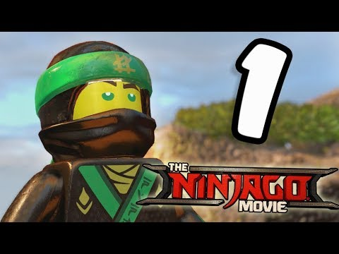 LEGO Ninjago Movie Videogame: Part 1 Prolouge It's NINJA TIME!  coop Walkthrough