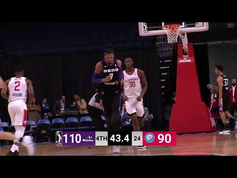 Ike Iroegbu (26 points) Highlights vs. Reno Bighorns