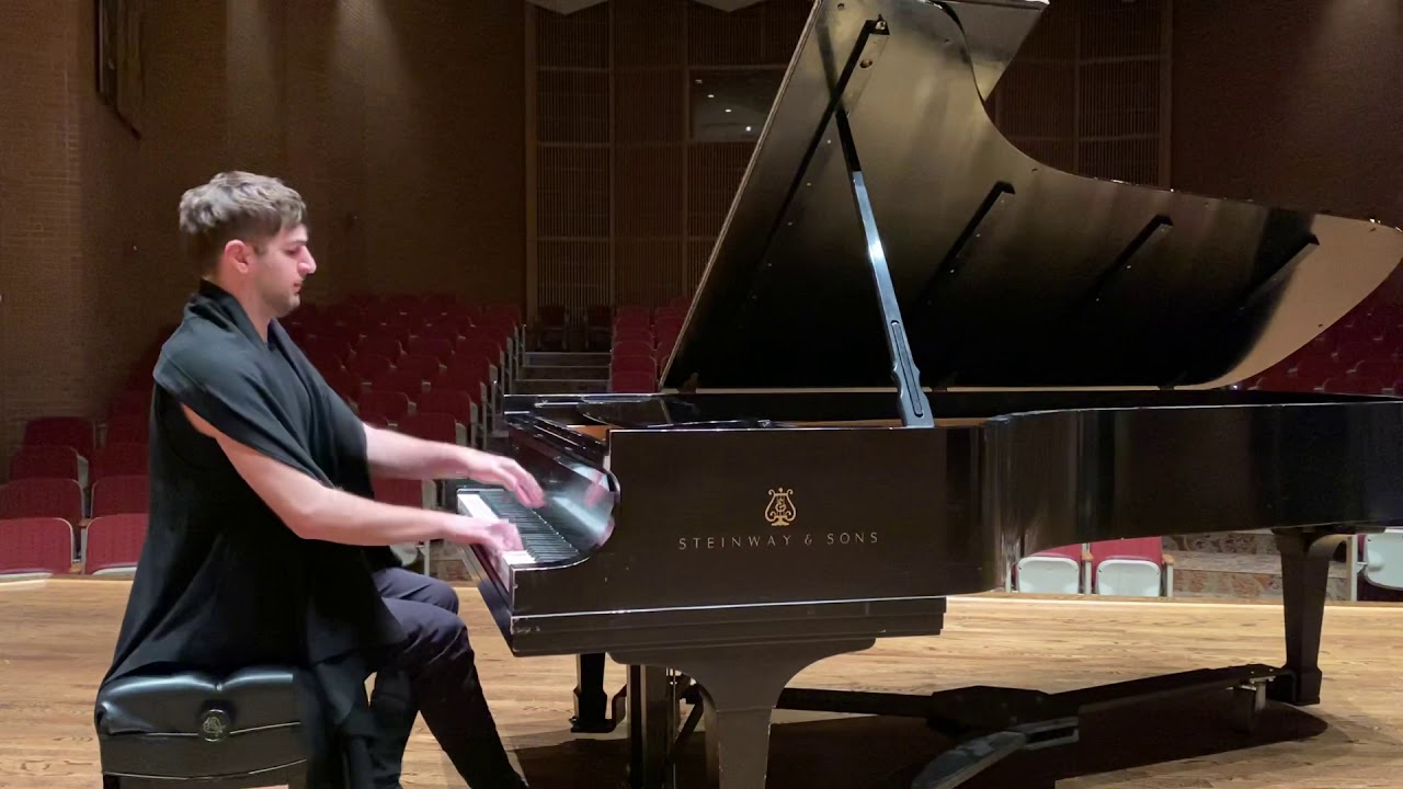 Alexandre Marr Performs Florence Price