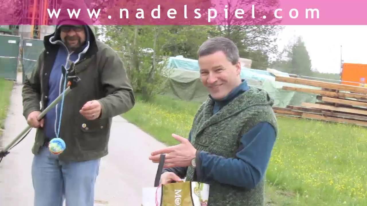 Stricken & Häkeln mit eliZZZa * Dr. Bommel and his Boyband ;) - YouTube