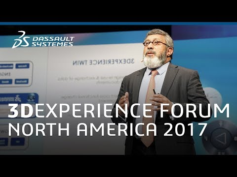Use of 3DEXPERIENCE to Create a Digital Twin to Unify Virtual and Real Worlds - Dassault Systèmes