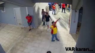 Video 183 | Süper Lig'in son haftasında Göztepe ile Ankaragücü arasında oynanan maçın son dakikaları