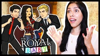 FIGHTING FOR HER LOVE! - THE ROYAL BABY (Episode) - App Game