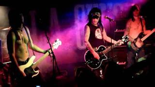 L.A. Guns - The Ballad Of Jayne - live @ The Underworld 09/10/2011