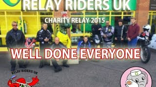 Well Done Everyone | Charity Relay 2015