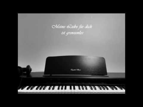 Bushido ft. Julian Williams - Grenzenlos - Klavier (Instrumental // Piano Cover)