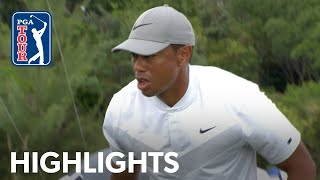 Tiger Woods shoots bogey-free 66 | Round 2 | Hero World Challenge 2019