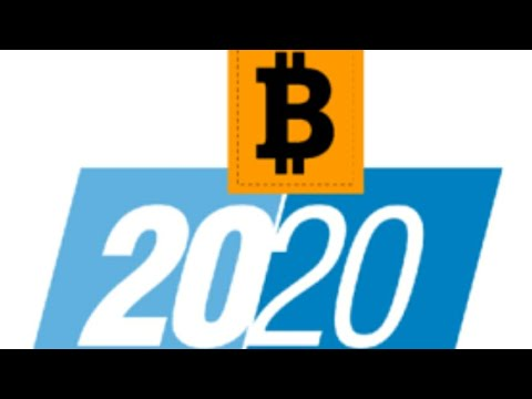 Bitcoins going to $20,000 by 2020!