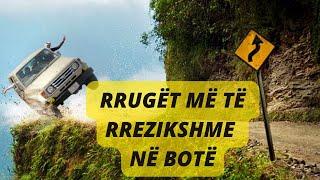 Rruget me te rrezikshme ne bote