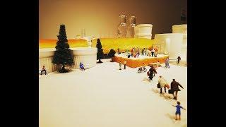 朝ドラ「ひよっこ」のOPを手掛けた田中達也氏の作品展に行ってきました...