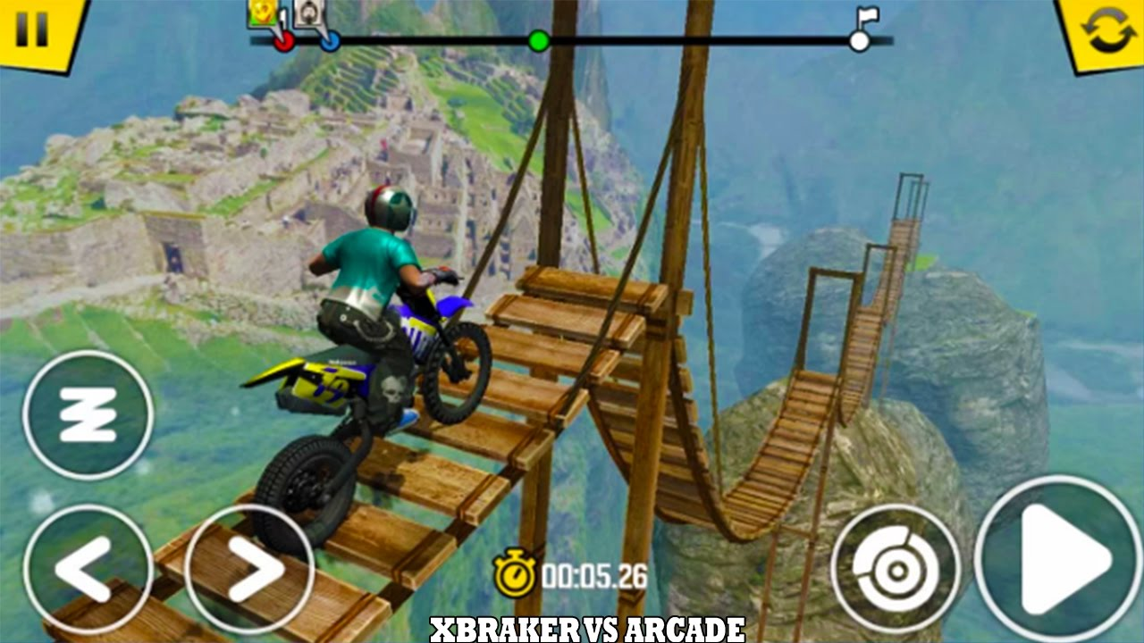 Trial Xtreme 4 - Motocross Racing - Android Gameplay 2017