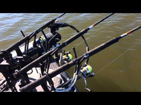 Crappie Fishing At Truman Lake