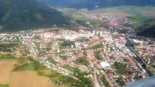 Ruzomberok - Malinô Brdo prelet vtruľníkom