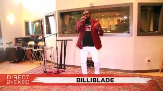 Billiblade (@innadancehall) Performs at Direct 2 Exec NYC 4/20/18 -  Atlantic Records