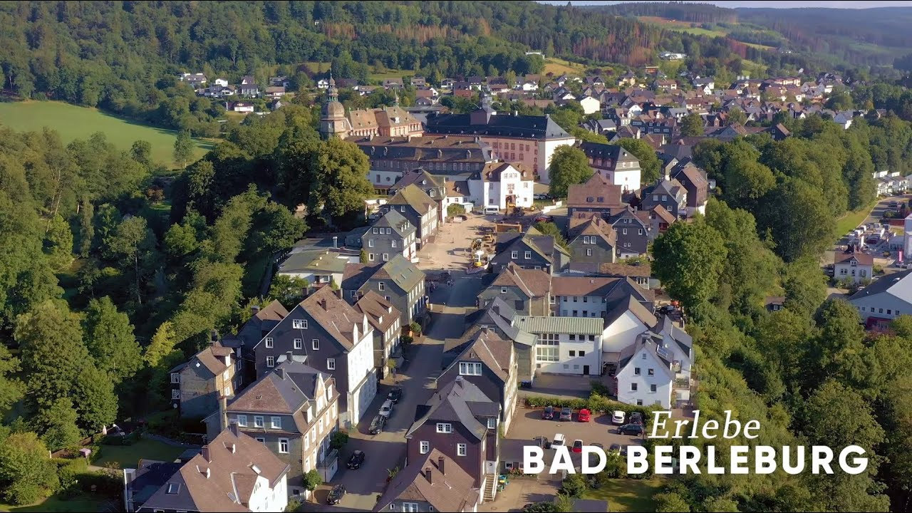 bad berleburg egyetlen túra