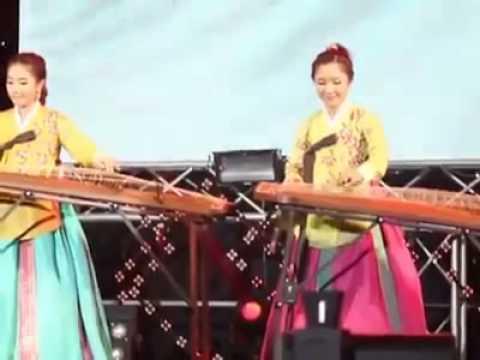 Lagu kebangsaan indonesia raya versi korea
