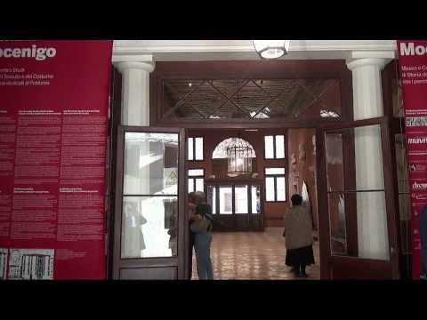 Palazzo Mocenigo MUSEO del COSTUME Venezia