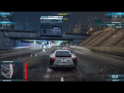 Need for Speed Most Wanted 2012 – Final Race