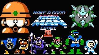 Video Make a Good Mega Man Level 3 - Devkit Boss Rush (Batch 3) download MP3, 3GP, MP4, WEBM, AVI, FLV Oktober 2018