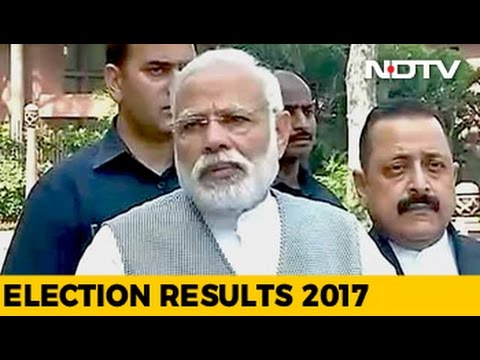 Will PM Modi Win Big UP Prize? Strong Lead For BJP So Far
